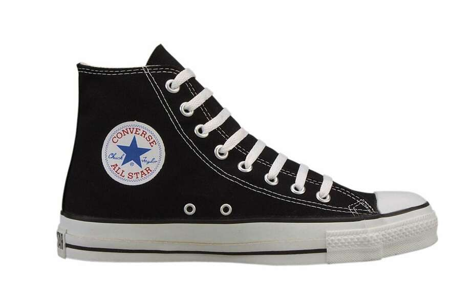 Chuck Taylor All Star shoes by Converse Photo: AP