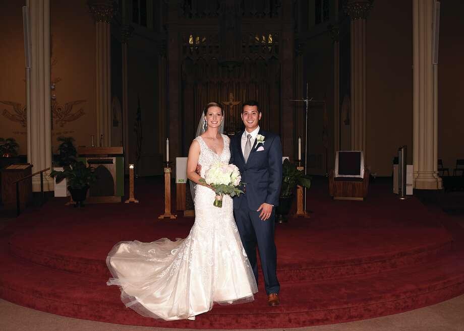 Jacqueline Elizabeth Kirsch and Brayden David Sundstrand