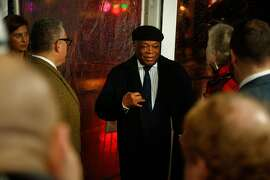 Former San Francisco Mayor Willie Brown walks the red carpet before the screening of the movie 'Fences' at the Curran Theater in San Francisco on Thursday night, December 15, 2016 . Brian Feulner, Special to the Chronicle