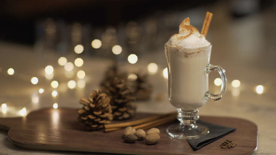 War on Winter1 ounce Canadian Club 100 percent Rye Whisky3 ounces steamed milk1 pinch brown sugarDried cloves (to taste)2 cinnamon sticksDash nutmegInstructions: Heat milk on stove on low heat with 1 cinnamon stick, cloves, nutmeg and brown sugar. Stir until combined and bring to a quick boil. Pour rye into a heat-proof glass and add milk mixture. Top with milk foam or whipped cream and a dash of cinnamon. Garnish with 1 cinnamon stick. Photo: Canadian Club