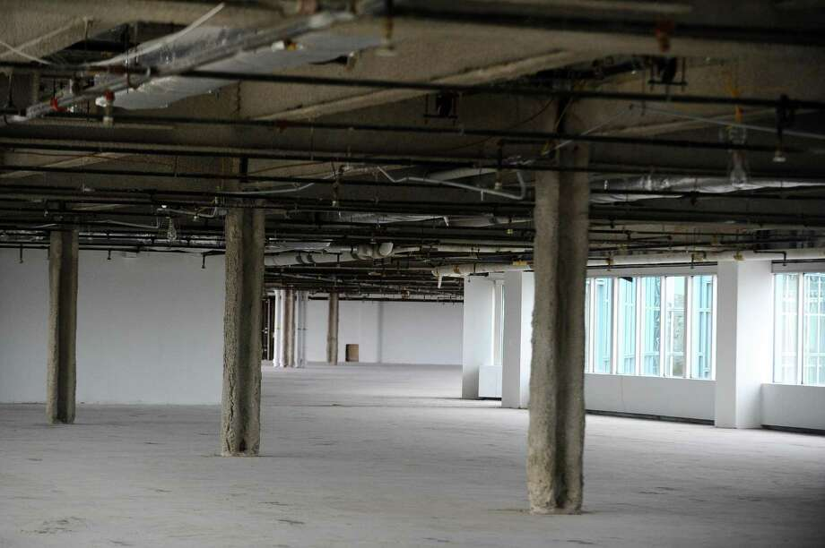 Henkel Corp. will turn this empty floor, located at 200 Elm St. in downtown Stamford, Conn., into their North American headquarters. Photographed on Thursday, Dec. 8, 2016. Photo: Michael Cummo / Hearst Connecticut Media / Stamford Advocate