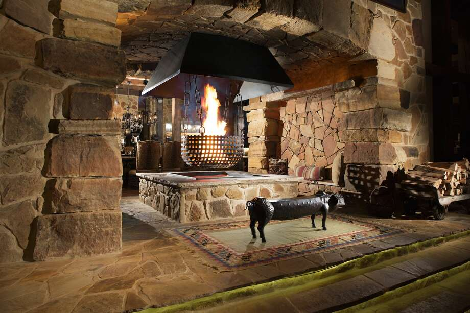 """""""Somewhere in Texas"""" ranchIcon Global Properties is marketing a breathtaking resort ranch, described as """"somewhere in Texas,"""" and other high-end properties to very wealthy clients at The 2016 World Snow Polo Championships, Dec. 16-18, 2016, in Aspen, Colo. The resort's amenities include a 35,000-square-foot lodge, a 105-acre ski lake, fishing lakes, nine-hole golf course, tennis courts and equestrian center. Photo: Icon Global"""