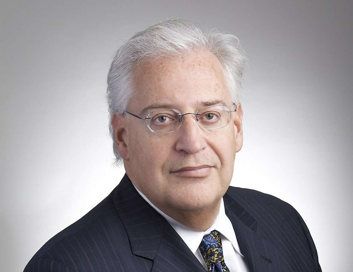 In this photo provided by Kasowitz, Benson, Torres & Friedman LLP, David Friedman, President-elect Donald Trump's choice for ambassador to Israel. (Kasowitz, Benson, Torres & Friedman LLP via AP)