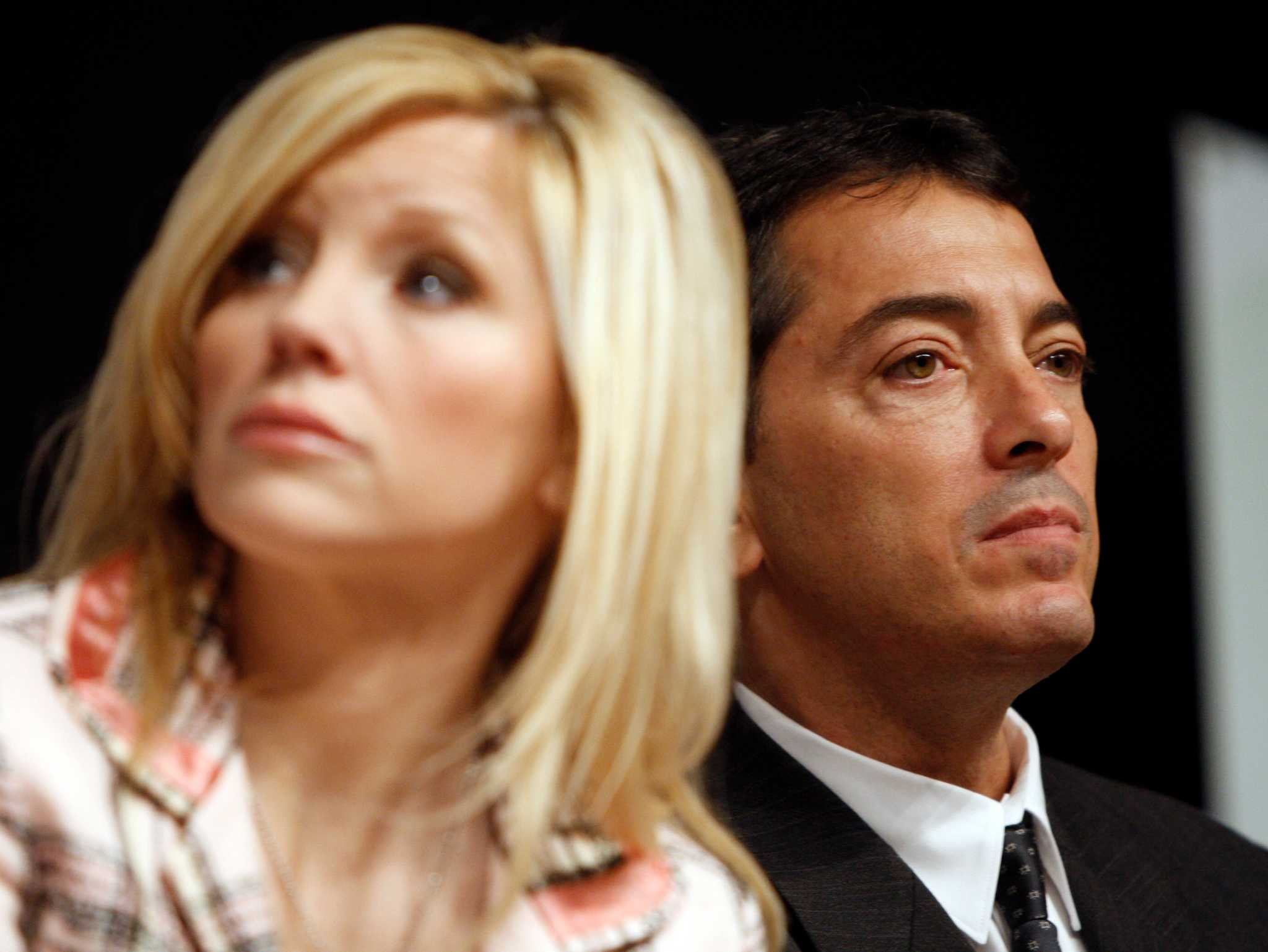 Scott Baios wife tells Sandy Hook mom: Maybe your