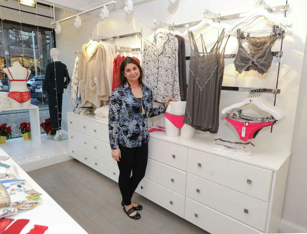Lingerie and loungewear store opens on East Putnam - GreenwichTime
