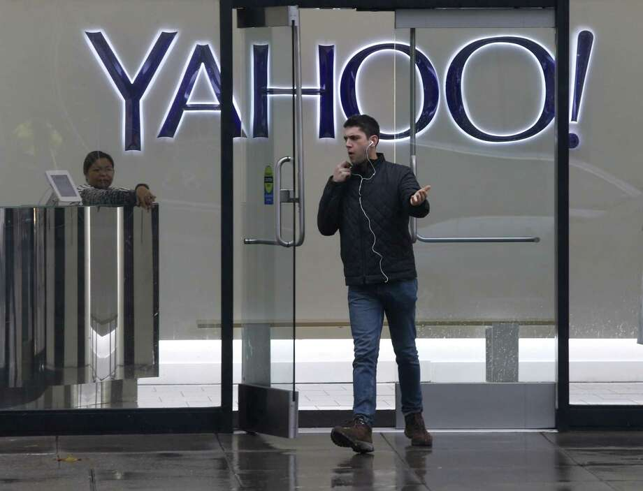 Verizon purchased Yahoo in part for traffic to its websites including Yahoo Finance, and that traffic is unlikely to decline because of the breach. Photo: Paul Chinn /San Francisco Chronicle / ONLINE_YES