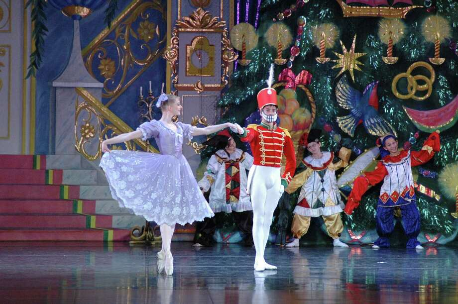 "A high definition film of the ""Nutcracker"" by Russia's famed Bolshoi Ballet will be presented Friday at The Ridgefield Playhouse in Ridgefield. Find out more. Photo: Bolshoi Ballet / Contributed Photo"