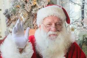 The eighth annual Greenwich Reindeer Festival & Santa's Village runs through Saturday, Dec. 24.