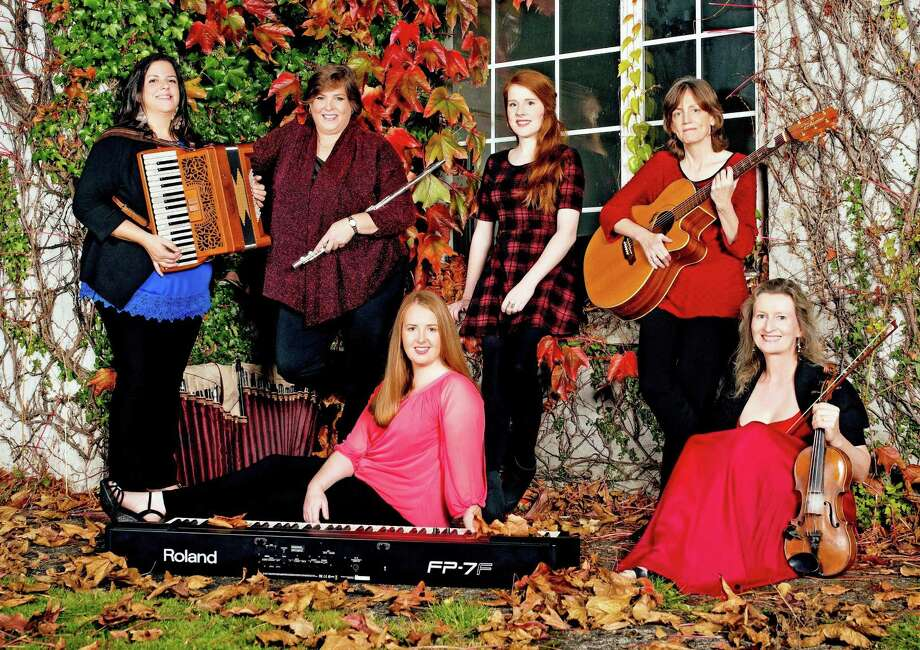 Cherish the Ladies will perform on Thursday, Dec. 22, at The Kate in Old Saybrook. Photo: Marek Hadjasz / Contributed Photo