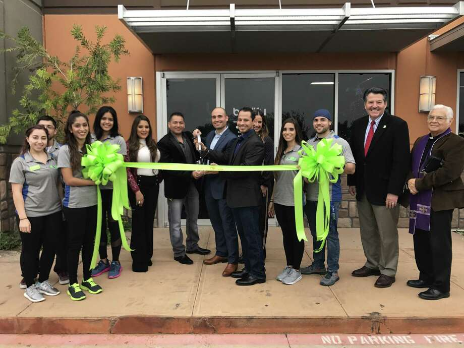 The ribbon-cutting ceremony was held Friday for Bodify Functional Fitness, 6408 Crescent Loop, Suite 6. Photo: Courtesy Photo