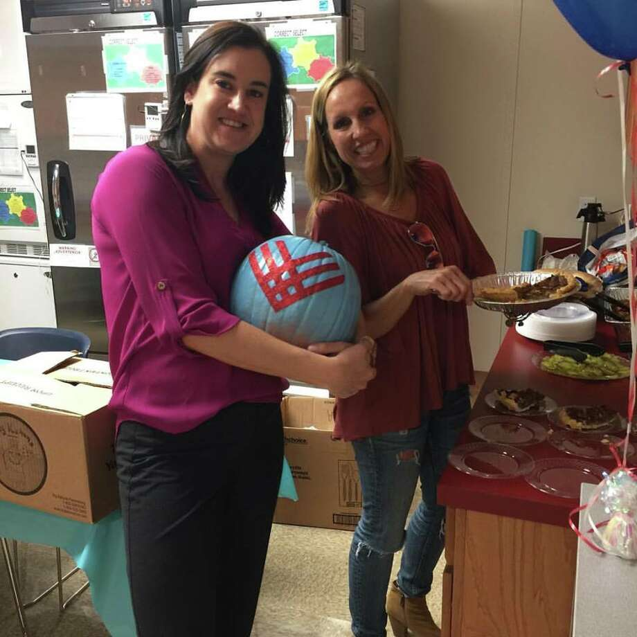 Lone Star Family Health Center recently partnered with Darrel's Catering to provide special barbecue lunches for LSFHC employees for #GivingTuesday. LSFHC's #GivingTuesday campaign,Project Next Step, focused on raising funds to provide educational resources to new moms and babies in Montgomery County. Photo: Submitted