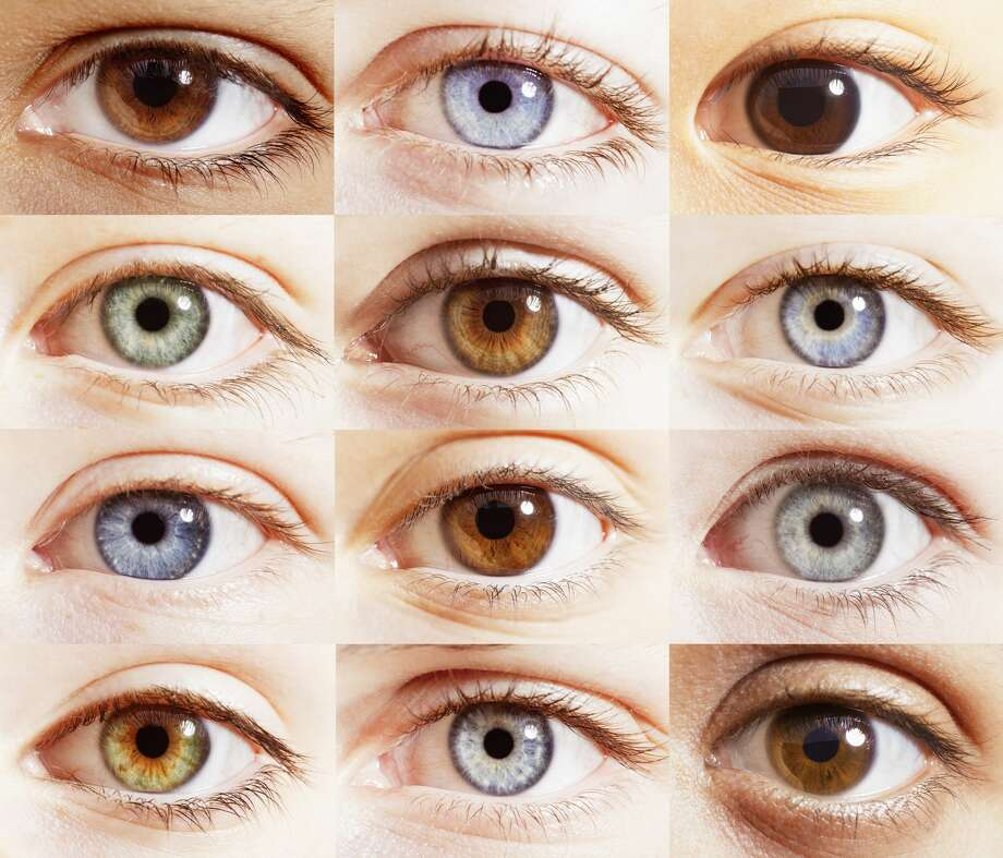 A new study shows that all eyes are brown, and colors only appear different because of the amount of melanocytes (pigment cells) in the iris.>>KEEP CLICKING TO SEE 10 THINGS TO STOP DOING IF YOU WANT HEALTHY EYES. Photo: Anthony Lee/Getty Images/Caiaimage