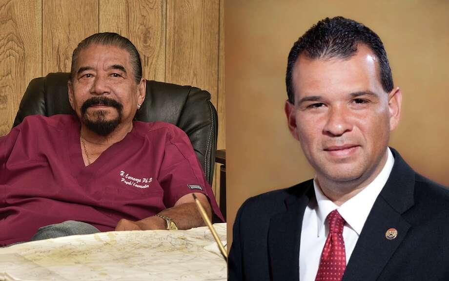 Henry Carranza and Frank Sciaraffa