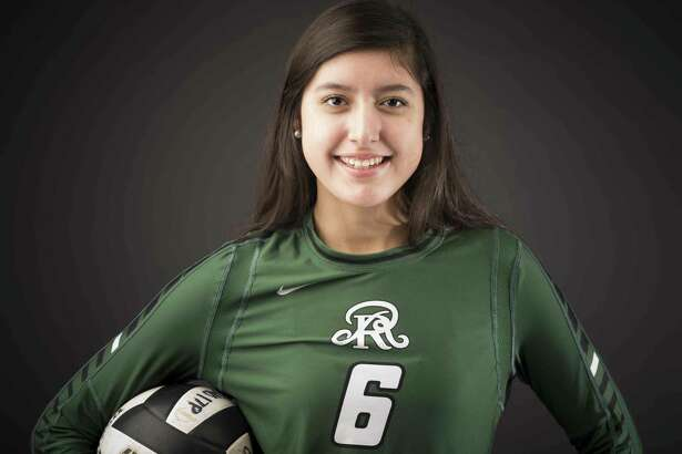 Elissa Barbosa, Reagan, is a member of the 2016 Express-News All-Area Super Team.