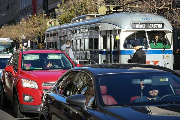 Lyft trips in San Francisco more efficient than personal