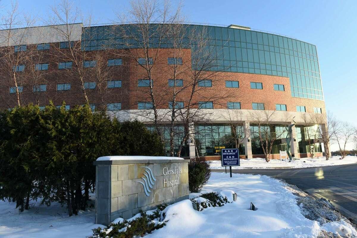Glens Falls Hospital on Wednesday Dec. 14, 2016 in Glens Falls, N.Y. (Michael P. Farrell/Times Union)