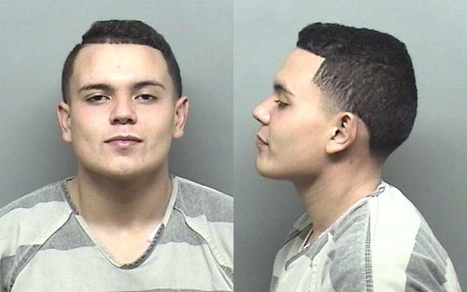Edwin Cortez-Mercado Photo: Webb County Sheriff's Office /Courtesy Photo