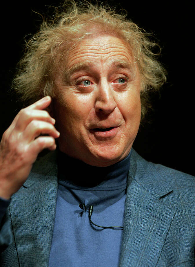 Gene Wilder, ActorBirthday: June 11, 1933 Photo: Steven Senne, AP / AP