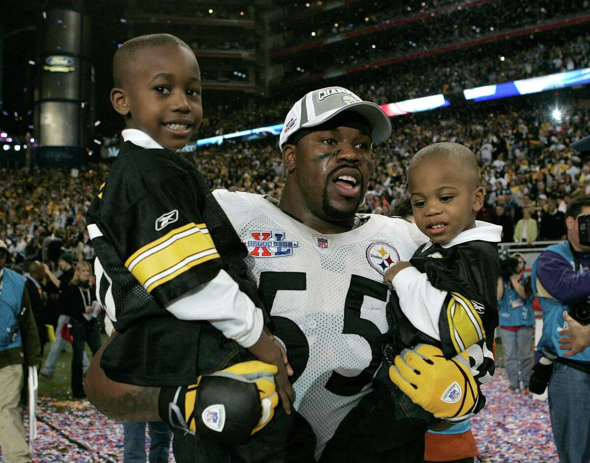 Jerome Bettis had the field to himself for his farewell in Detroit.