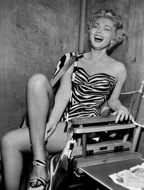 Zsa Zsa Gabor, around 1954. Photo: Ullstein Bild/ullstein Bild Via Getty Images