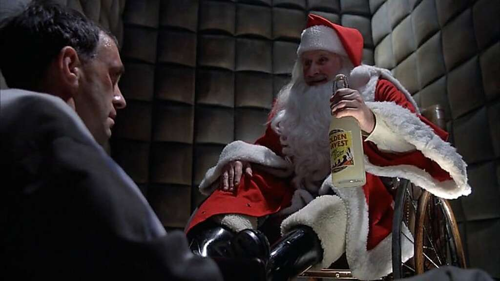 Classic Santa Claus Movie Titles Christmas