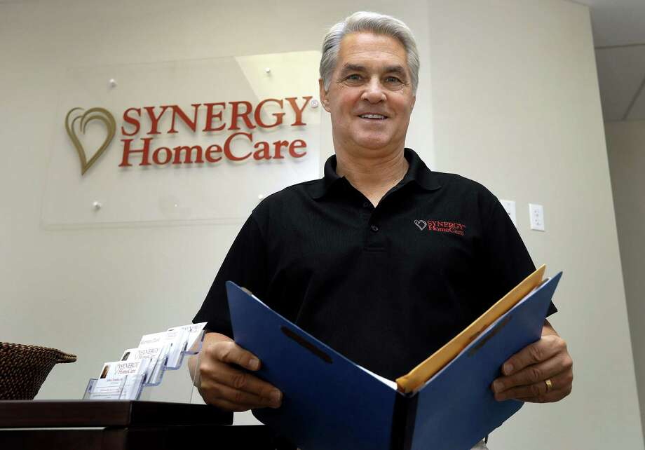 Jeff Tremblay relocated to Florida to open a franchise of Synergy HomeCar, a senior care business that helps with housekeeping, cooking, shopping and other daily tasks. Photo: Chris O'Meara, STF / Copyright 2016 The Associated Press. All rights reserved.