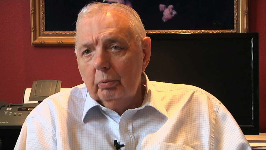 In this image from video, Electoral College voter Jim Skaggs is interviewed by The Associated Press in Bowling Green, Ky., Tuesday, Dec. 13, 2016. As the Electoral College prepares formally to choose Donald Trump as the 45th president of the United States, some Republican electors say they are defending rural and small-town America against big-state liberalism and its support for national popular vote leader Hillary Clinton.  (AP Photo/Dylan Lovan) Photo: Dylan Lovan, STR / AP
