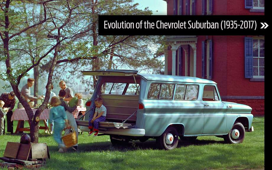 PHOTOS: See how the Chevrolet SUburban has changed from 1935 to today ...Chevrolet's classic Suburban has undergone a number of style changes through the years, but it has always been an SUV for families. Photo: Chevrolet