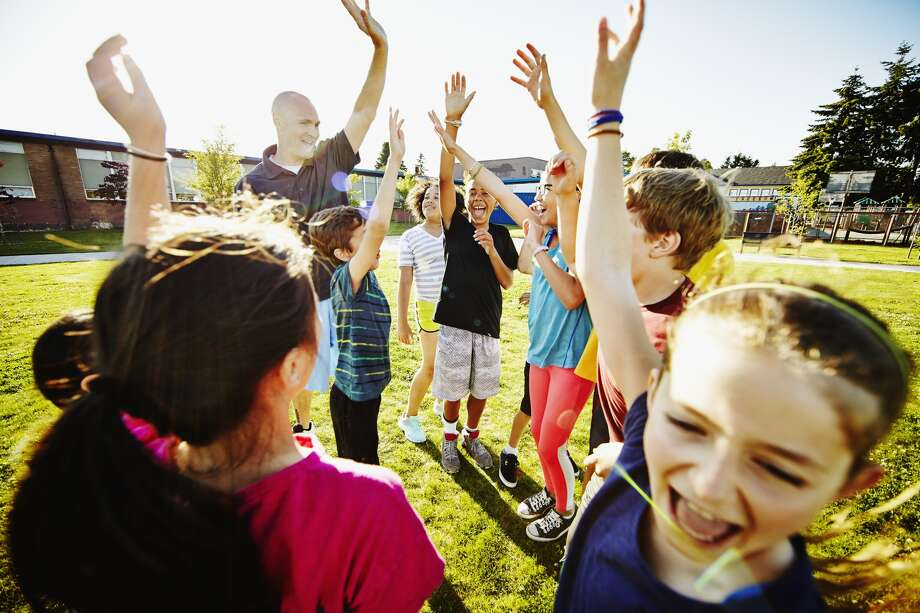 No letting kids under 14 play outside. Photo: Thomas Barwick/Getty Images