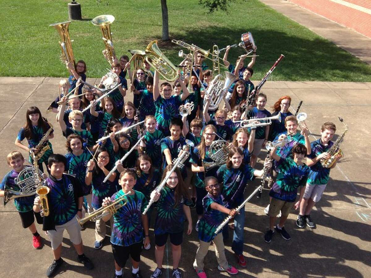 League City Intermediate School students will play these instruments as part of the All-Regional Honor Band.