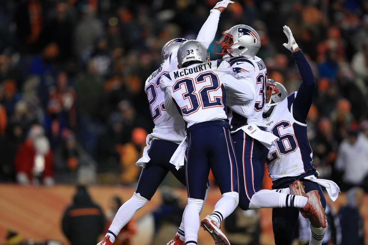 1. New England Patriots* (12-2) *Clinched first-round bye
