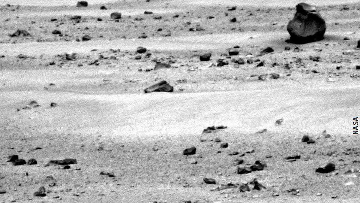Martian gun
