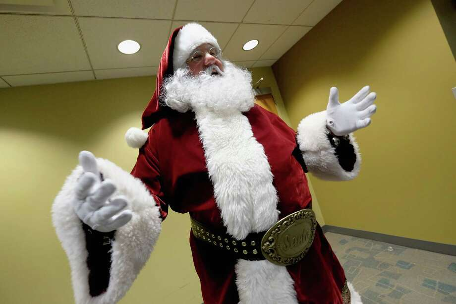 Is there a Santa Claus? A new poll says most don't think soIs there a Santa Claus? A new survey from Public Policy Polling says most adults, regardless of political stripe, don't think so. Click through to see more from results from the survey. Photo: Michael Loccisano, Getty Images / 2016 Getty Images