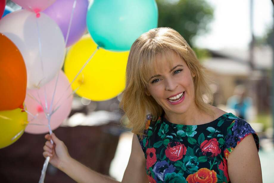 "Maria Bamford in the Netflix series ""Lady �Dynamite."" Photo: Doug Hyun"