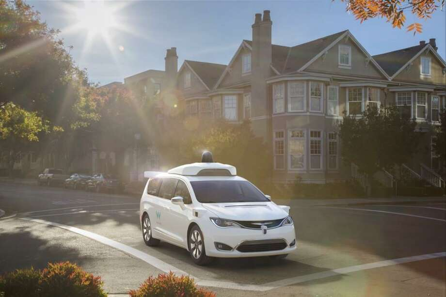This Is Waymo and Fiat Chrysler's New Self-Driving Minivan