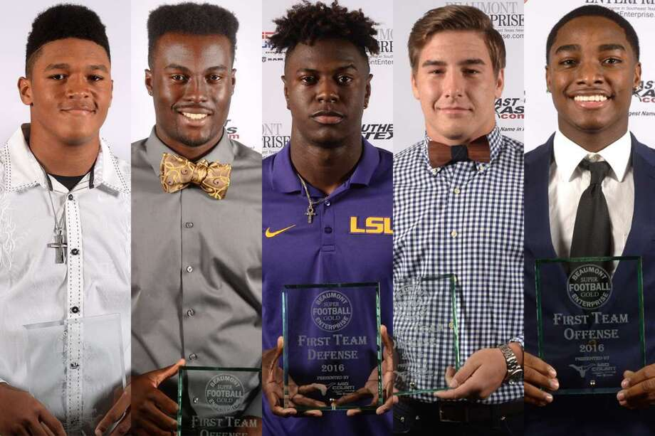 Keep clicking to see the Southeast Texas athletes recognized at the 2016 Super Gold Banquet.