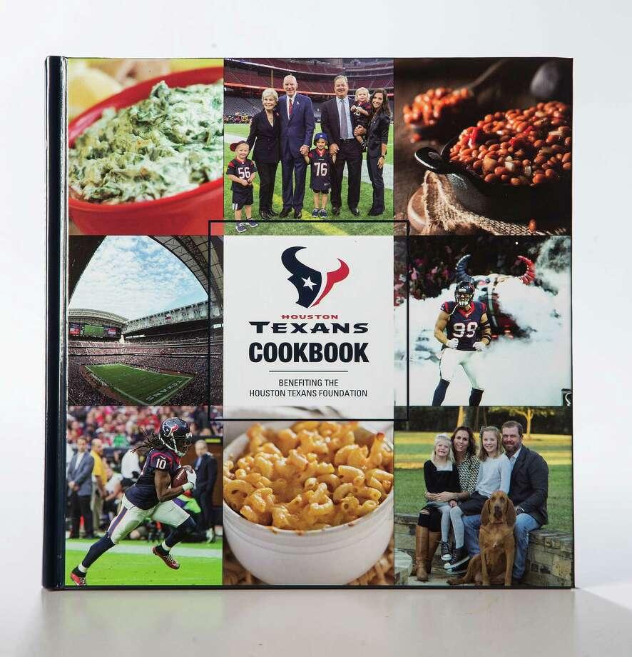 Texans Cookbook items photographed in the studio on Thursday, Jan. 14, 2016, in Houston. ( Karen Warren / Houston Chronicle ) Photo: Karen Warren, Staff / © 2015  Houston Chronicle