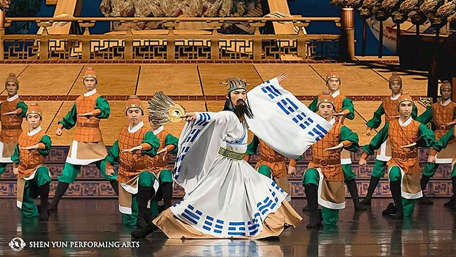 Shen Yun performers endeavor to entertain, uplift and inspire. Photo: Courtesy Shen Yun