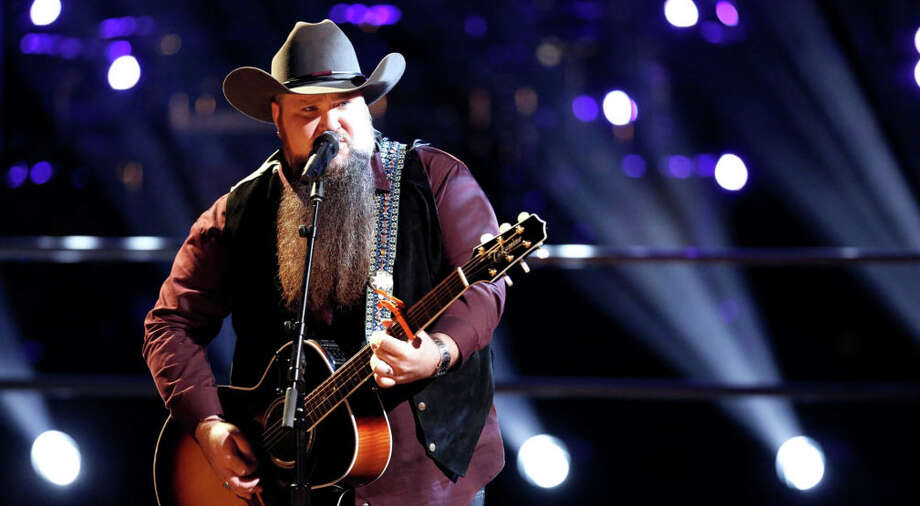 While he was a contestant on NBC's 'The Voice,' season 11,  Sundance Head spoke several times of his wife, Misty Head, as an important influence on him and his music. Photo: Courtesy Of Sundancehead.com