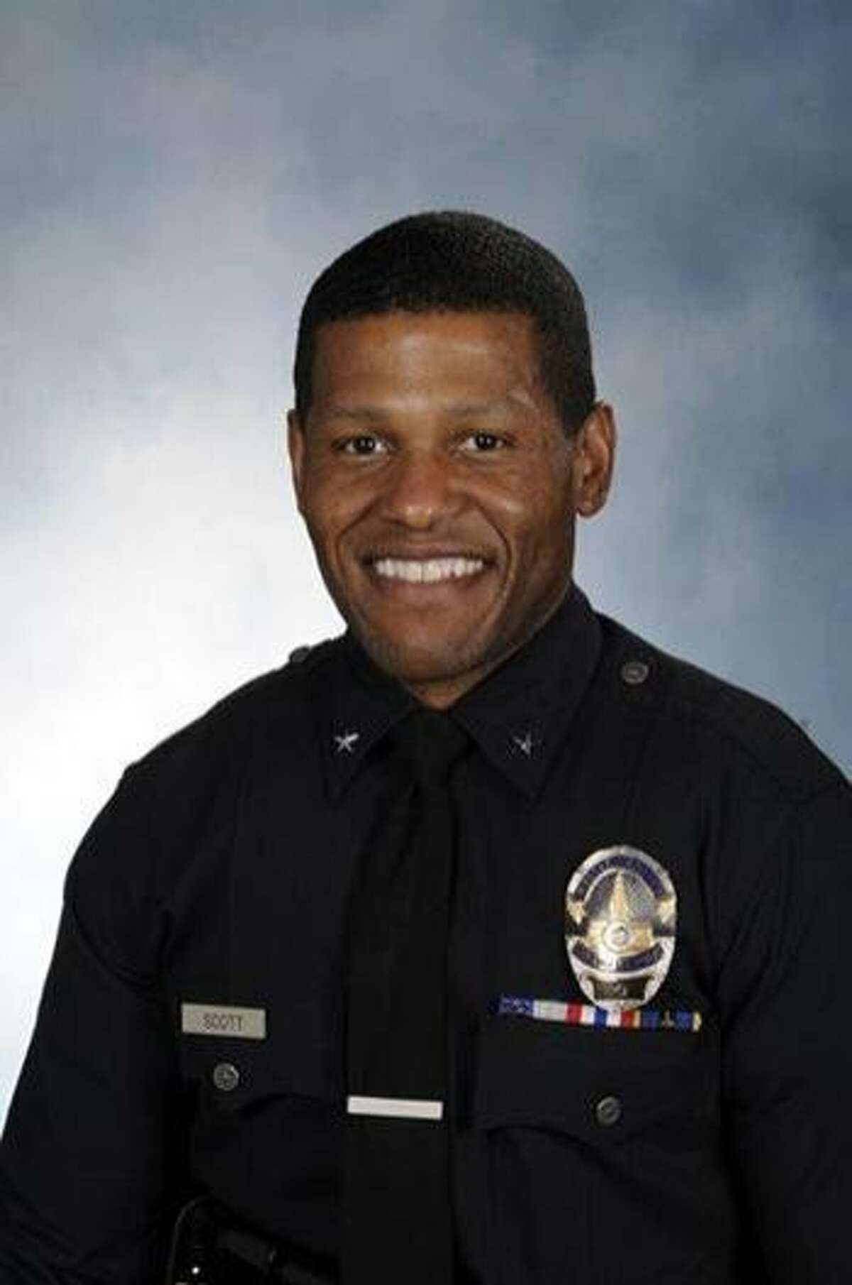 LAPD Deputy Chief William Scott