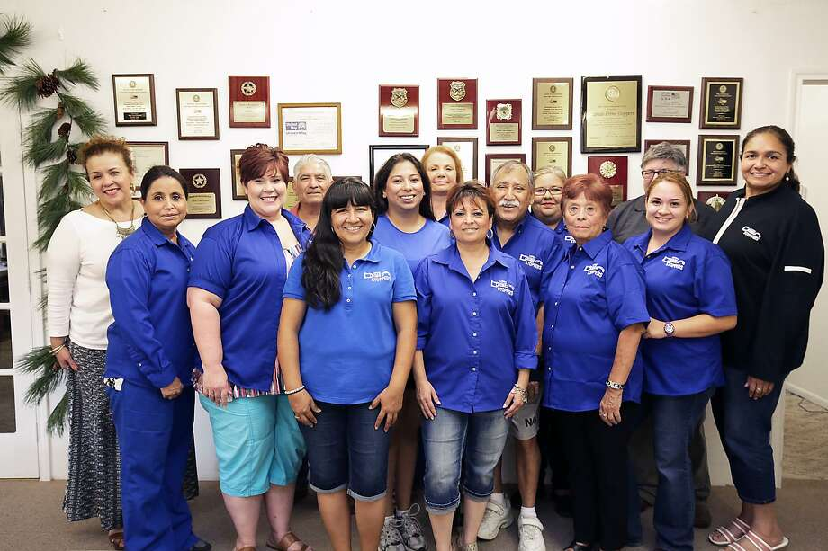 Directores de Laredo Crime Stoppers. Photo: Foto Por Victor Strife|Tiempo De Laredo / Laredo Morning Times