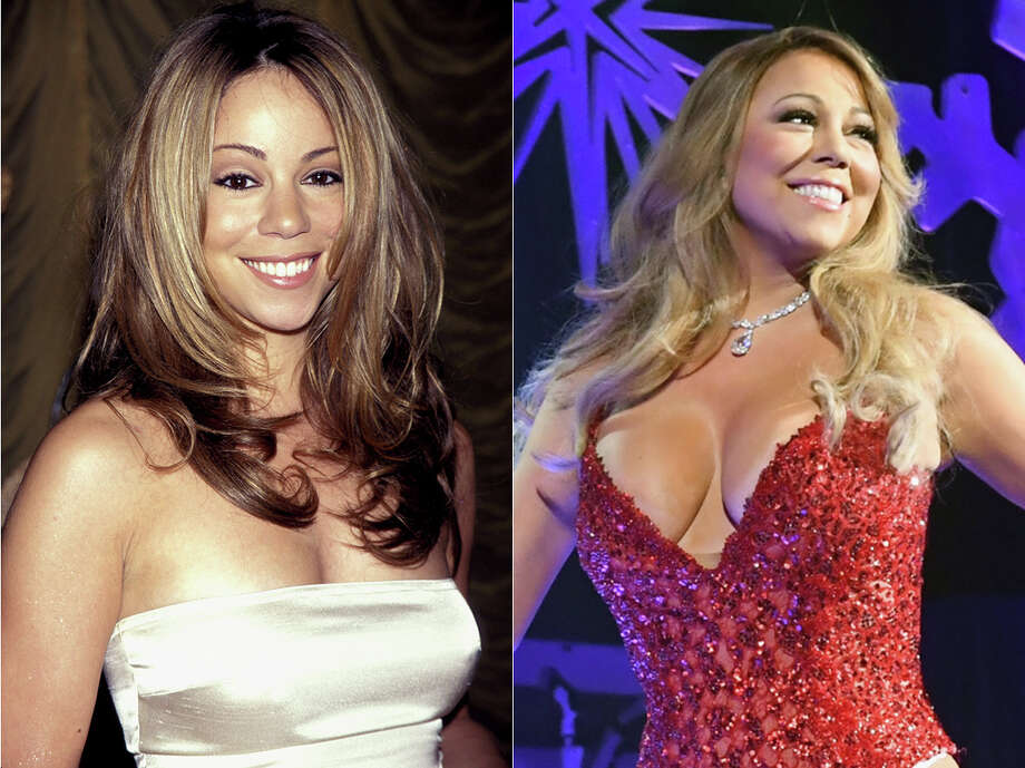 THEN & NOW: The biggest music stars of the 1990sSinger Mariah Carey, as seen in 1997 and in 2016.>KEEP CLICKING FOR A THEN-AND-NOW LOOK AT YOUR FAVORITE 1990S MUSICAL STARS. Photo: Getty Images