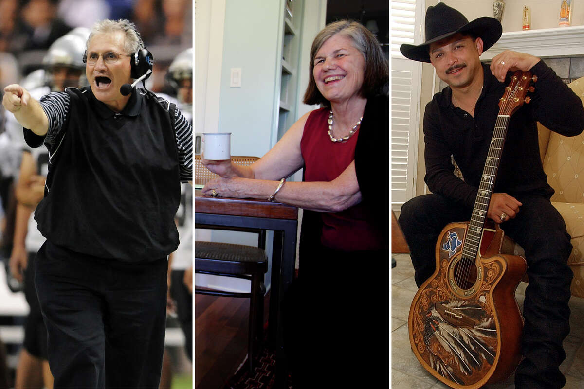 From musicians and philanthropists to business owners, talented and passionate individuals left their mark on the Alamo City throughout recent decades.Click through the slideshow to see the notable San Antonians who died in 2016.
