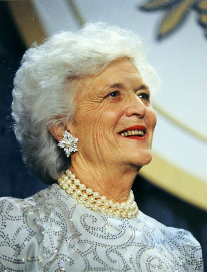 Barbara Bush May Be Released From Houston 10873933