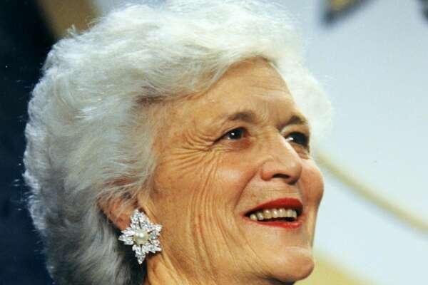 Barbara Bush      Codename :Snowbank,Tranquility