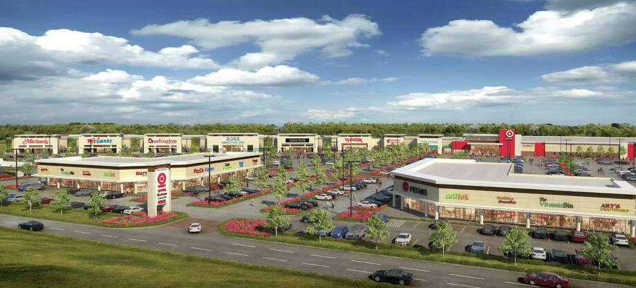 Retail options are expanding for residents in northwest Houston, as the new Grand Parkway Marketplace I nears completion. All of the anchor stores, including Target, will open by the end of March 2017 at the new center, which is located at Spring Stuebner and the Grand Parkway. Photo: N/a