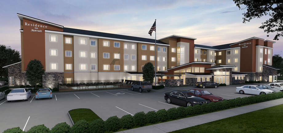 Hotel growth continues in Tomball with the Residence Inn by Marriott to open soon on Medical Complex Drive.