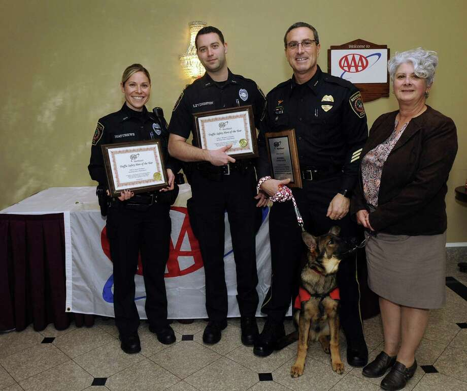 AAA Honors Redding Police Department