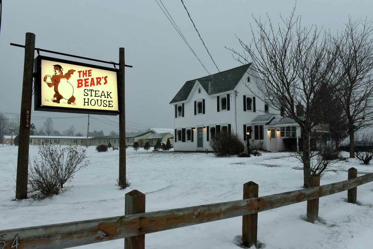 Click through the slideshow to see the oldest restaurants in Schenectady County. The Bears' Steakhouse, Duanesburg, 1969