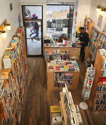 Oakland bookshop can't be judged by its cover - SFChronicle com